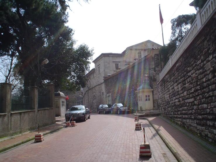 Greek Orthodox Patriarchate, Fener, Istanbul ©MvdB