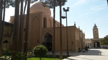 Exterior Vank Cathedral, Isfahan (c) MvdB