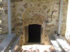 Entrance Mar Thoma, Balulan (c) MvdB