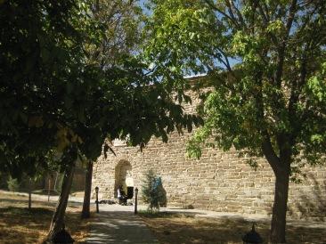 Mar Sargis and Mar Bacchus, double-naved church near Urmia (c) MvdB