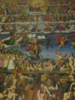 Last Judgement, interior Vank Cathedral (c) MvdB